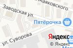 Схема проезда до компании ЯRКО в Аксае