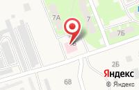 Схема проезда до компании Жилкомсервис в Семёнково
