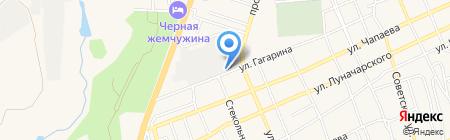 Банкомат Банк Петрокоммерц на карте Аксая