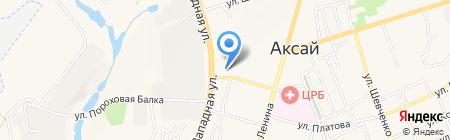 Мегаполис жилой комплекс на карте Аксая