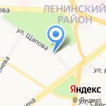 ГарантЪ на карте Ярославля
