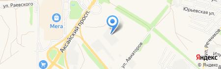 Мастерпласт Рус на карте Аксая