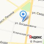 26х20 на карте Ярославля