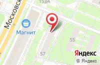 Схема проезда до компании Столовая в Ярославле