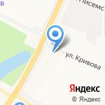 Прокуратура Фрунзенского района на карте Ярославля