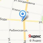 Danel на карте Ярославля