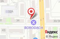 Схема проезда до компании Дом суши в Ярославле