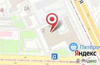 Схема проезда до компании Хинкали-Хаус в Ярославле