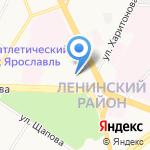 ТВОЙ СТИЛЬ на карте Ярославля