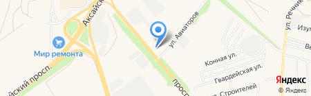 РАСавто на карте Аксая