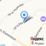 Ярославский государственный университет им. П.Г. Демидова на карте Ярославля
