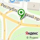 Местоположение компании СтройЭксперт