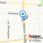 Мельник на карте Ярославля