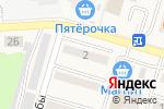 Схема проезда до компании Автокомплекс в Аксае