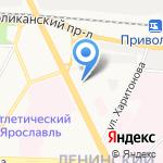 Дизель-Сервис на карте Ярославля