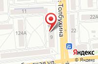 Схема проезда до компании СУШИ ROOM в Ярославле