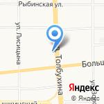 МАГАЗИНФАНТАЗИЙ.рф на карте Ярославля