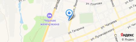 Офис-класс! на карте Аксая