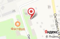 Схема проезда до компании Stroyvologda в Семёнково