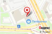 Схема проезда до компании Единая электронная торговая площадка в Ярославле