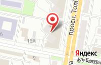 Схема проезда до компании Центр - 7 плюс в Ярославле