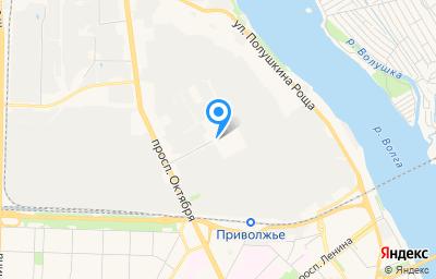 Местоположение на карте пункта техосмотра по адресу г Ярославль, пр-кт Октября, д 78Д