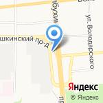 Pro.Точка на карте Ярославля