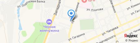 Таймер на карте Аксая