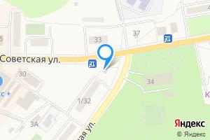 Двухкомнатная квартира в Рошале Советская улица, 32А