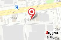 Схема проезда до компании ПиццаЕд в Ярославле
