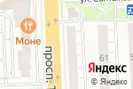 Схема проезда до компании Аренда-Транс в Ярославле
