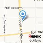 Descor Group на карте Ярославля