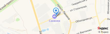 QIWI на карте Аксая