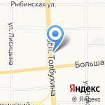 Медтехника для дома на карте Ярославля