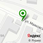 Местоположение компании Втормет