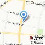 PrihodCO на карте Ярославля