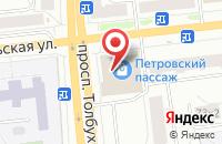 Схема проезда до компании Apple76.net в Ярославле