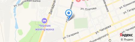 МТС на карте Аксая