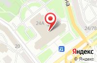 Схема проезда до компании Ярводы в Ярославле