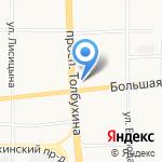 Оlvia на карте Ярославля