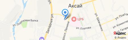 Росгосстрах на карте Аксая