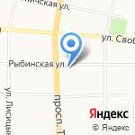 Kristina на карте Ярославля