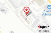Схема проезда до компании Алдико в Ярославле