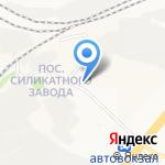 Стекломастер на карте Ярославля