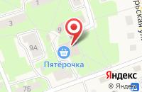 Схема проезда до компании Прилуки в Семёнково