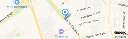 MarketBT на карте Аксая