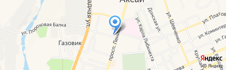 Language Link на карте Аксая