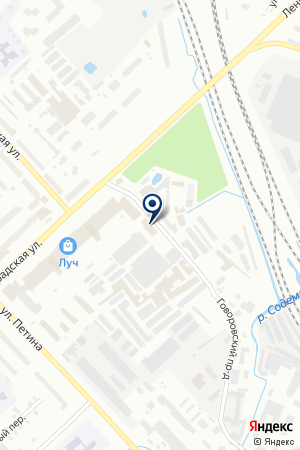 AutoExpress на карте Вологды