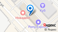 Компания Бомба на карте