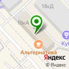 Местоположение компании Профтехнология